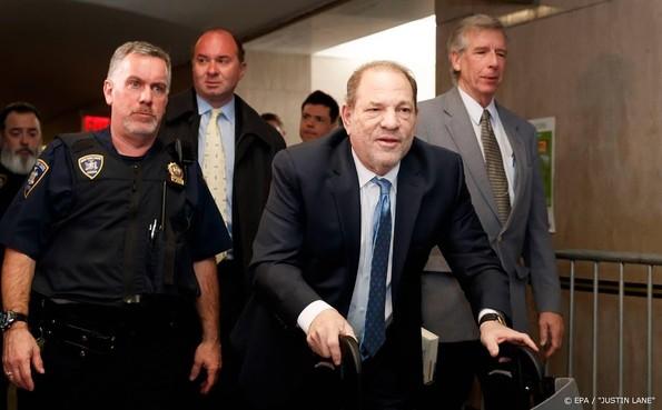 Weinstein schuldig aan aanranding en verkrachting