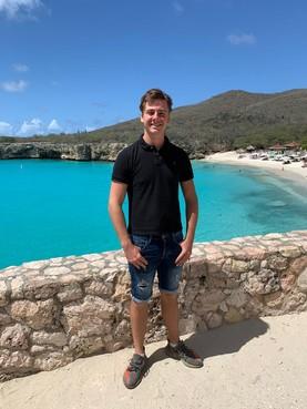 GT3-coureur Danny Kroes wacht op Curaçao coronacrisis af: 'Een jaar zonder races, dat kan eigenlijk niet'