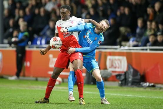 Ongeslagen reeks FC Volendam blijft beperkt tot vijftien