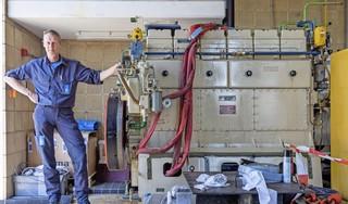 Exit waterschapswerkpaard, welkom elektramotoren: laatste gemaal is nu gemoderniseerd [video]