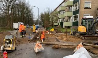 Stom toeval, de waterleidingbreuken bijna tegelijkertijd in Hilversum, Soest en Eemnes