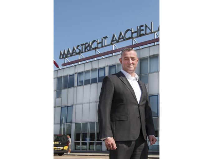 Zaandammer is directeur vliegveld Maastricht: 'Ik wil bouwen en groeien, uitbreiden'