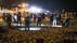 Strand Bloemendaal afgesloten, velen houden zich niet aan de coronamaatregelen [video]
