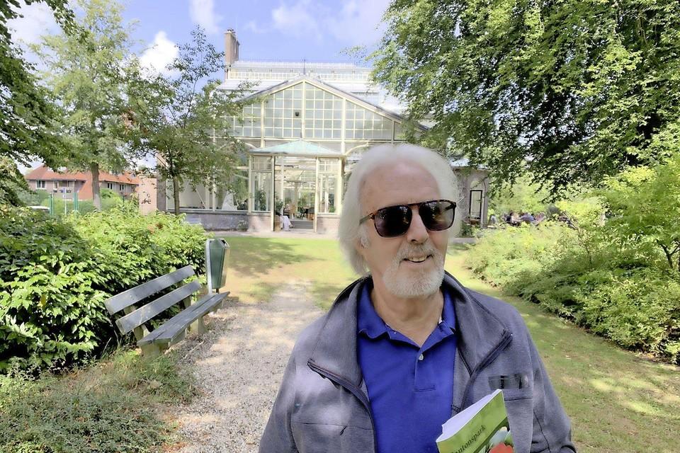 Frank Muyser groeide op in het Cantonspark, zijn vader was daar de hortulanus.
