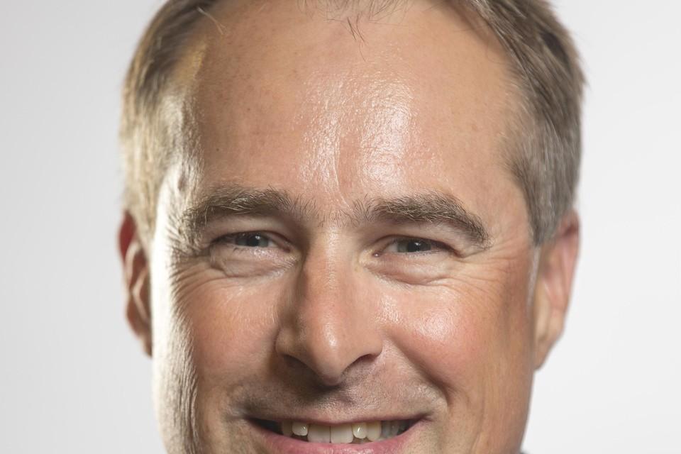 Raadsgriffier Menno Huisman: ,,Den Helder is niet zomaar een gemeente.''