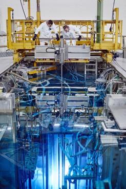 Stap in de ontwikkeling van gesmolten zout reactoren: testbestraling bij NRG succesvol afgerond