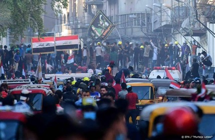 Iraakse premier belooft andere machtsverdeling