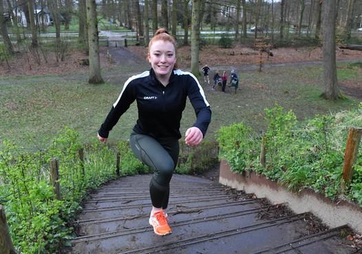 Planning Niamh Slattery ligt in prullenbak: 'Uitstel grote wedstrijden viel rauw op mijn dak'
