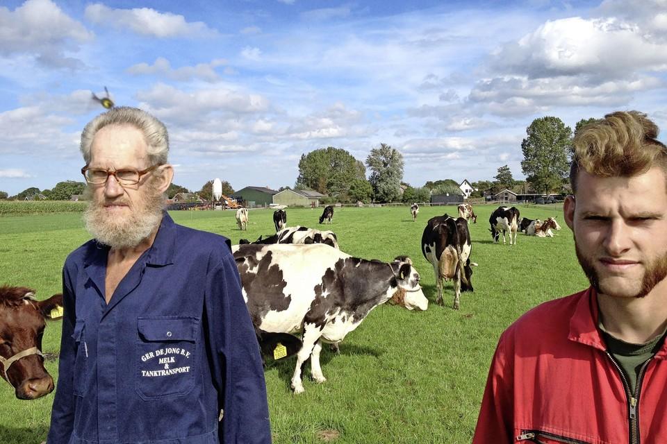 Ton Koenis verkoos het leven van boer boven een carrière in de muziek.