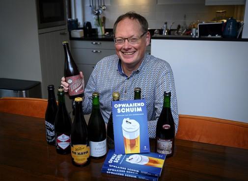 Tweede bierboek Raymond van der Laan, 'proef eens bier, net als wijn'