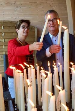 West-Friese pastor Jules Post vindt telkens weer iets in Lourdes: Bedevaart beter dan therapie'