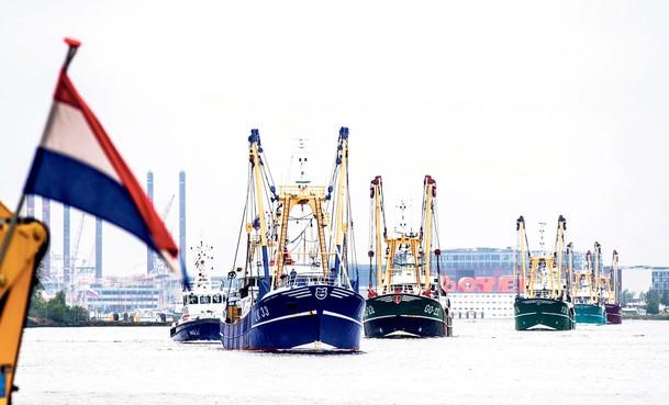 Goed jaar voor de visserij, maar donkere wolken blijven