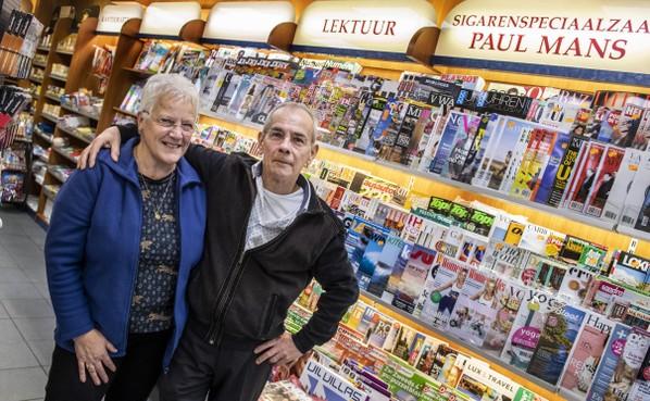Schrik bij trouwe klanten, want sigarenzaak Mans in Heemstede stopt na 45 jaar: 'Nu moeten we een keer voor onszelf kiezen'