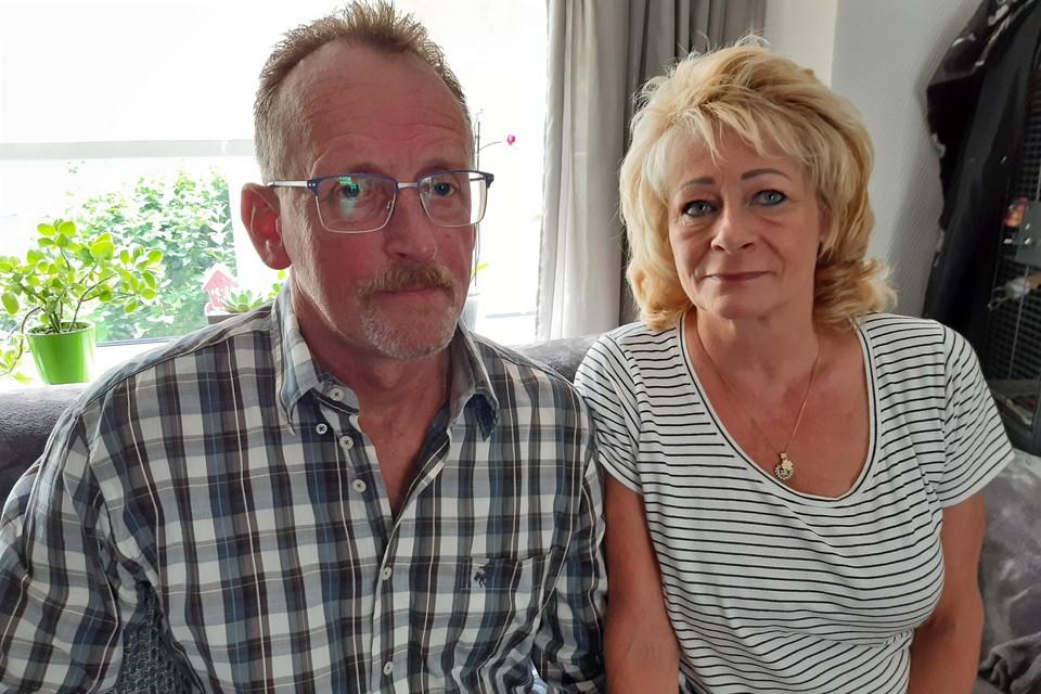 Richard van der Kraats en Moniek Rademaker werden 28 mei voor 37.000 euro opgelicht door een zogenaamde ING-medewerker. Ondertussen het telefoonnummer checken had hen niet geholpen.