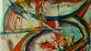Henk Mellink schilderde de verschrikkingen van zich af