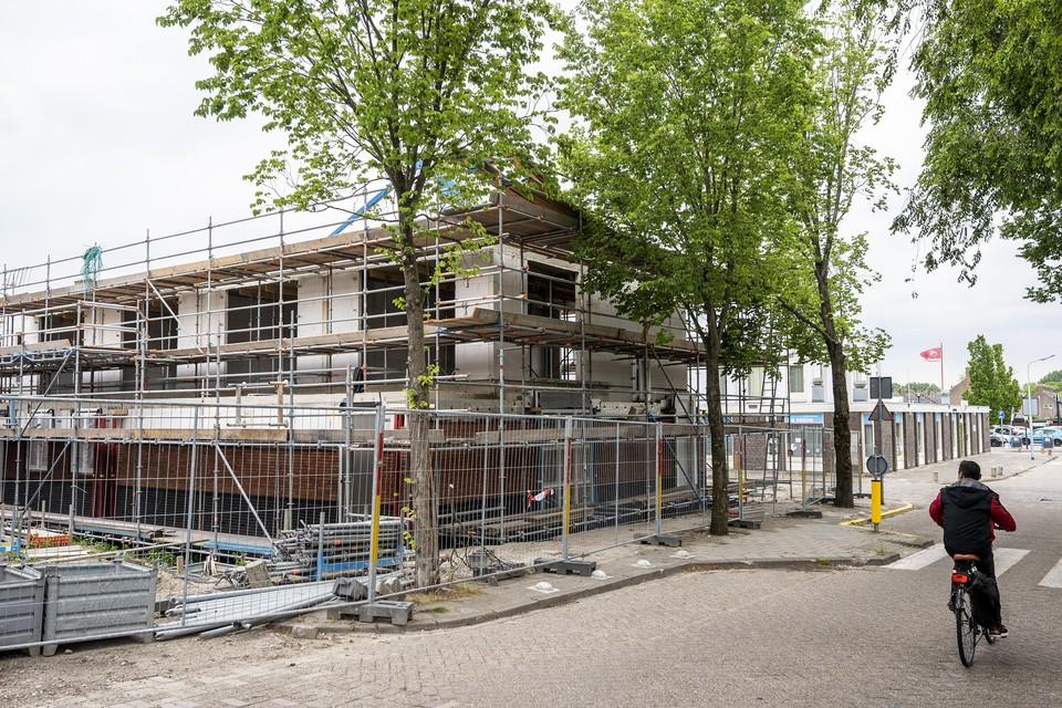 Bestaande huizen gasvrij maken is veel moeilijker dan bij de nieuwbouw in het centrum van Rijsenhout.