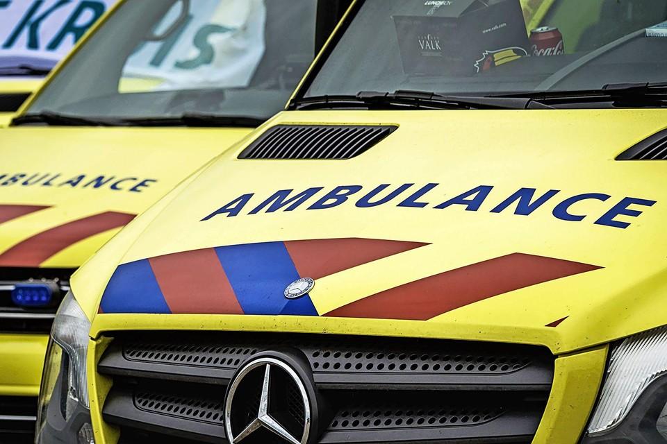 De spoedinzetten van de ambulancedienst zijn in het coronajaar 2020 gedaald.