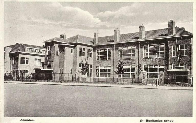 Dagboeknotities illustreren leven 'roomse' architect S.B. van Sante die vorm gaaf aan gebouwen in Zaanstreek, Beemster en Hoorn