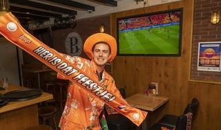 Voetbal kijken mag weer in de cafés