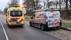 Scholier geschept door bedrijfsbus in Den Helder