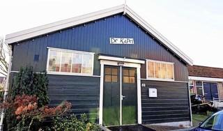 Het bestuur heeft plannen voor De Kapel in Den Oever, maar eerst is er geld nodig voor een lekvrij dak