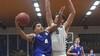 Nino Gorissen blijft bij basketballers Den Helder Suns waar Luxemburgse A-international Ben Kovac nieuw is