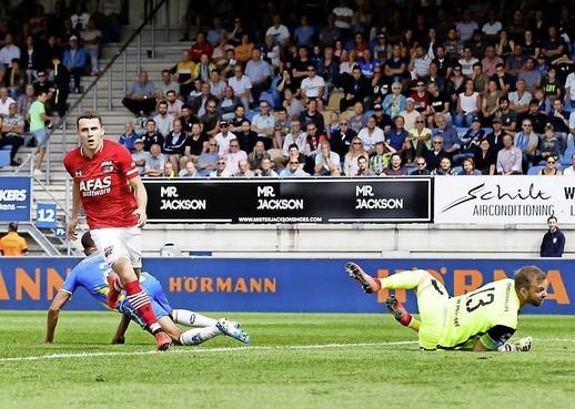 Zaanse RKC-keeper Kees Heemskerk debuteert op z'n 28e in de eredivisie: 'Het was een flinke omweg'