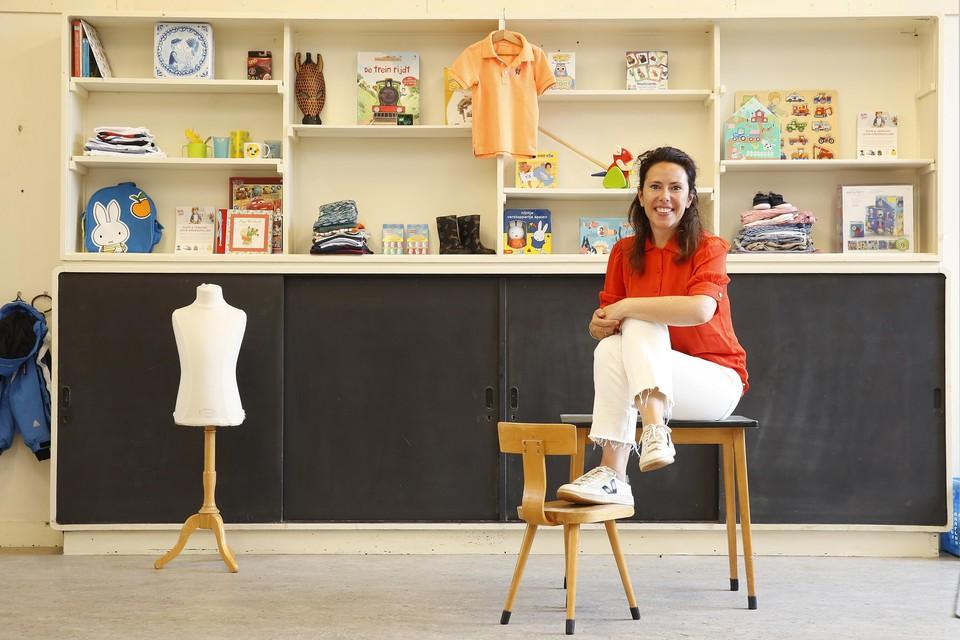 """Sabine Ottervanger: ,,Ik wil mensen stimuleren om vaker tweedehands te kopen."""""""