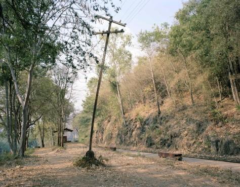 Ook Jan Schneider moest stenen bikken aan de Birma-Siam spoorlijn