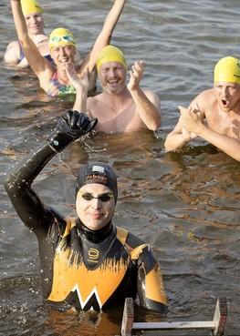 Maarten van der Weijden doet mee met 50ste IJsselmeer Marathon