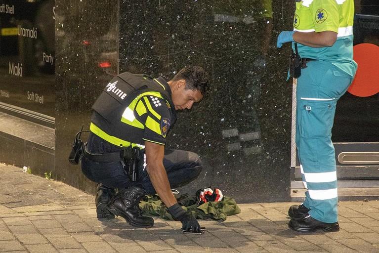 Man gewond bij mogelijk steekincident in Haarlem
