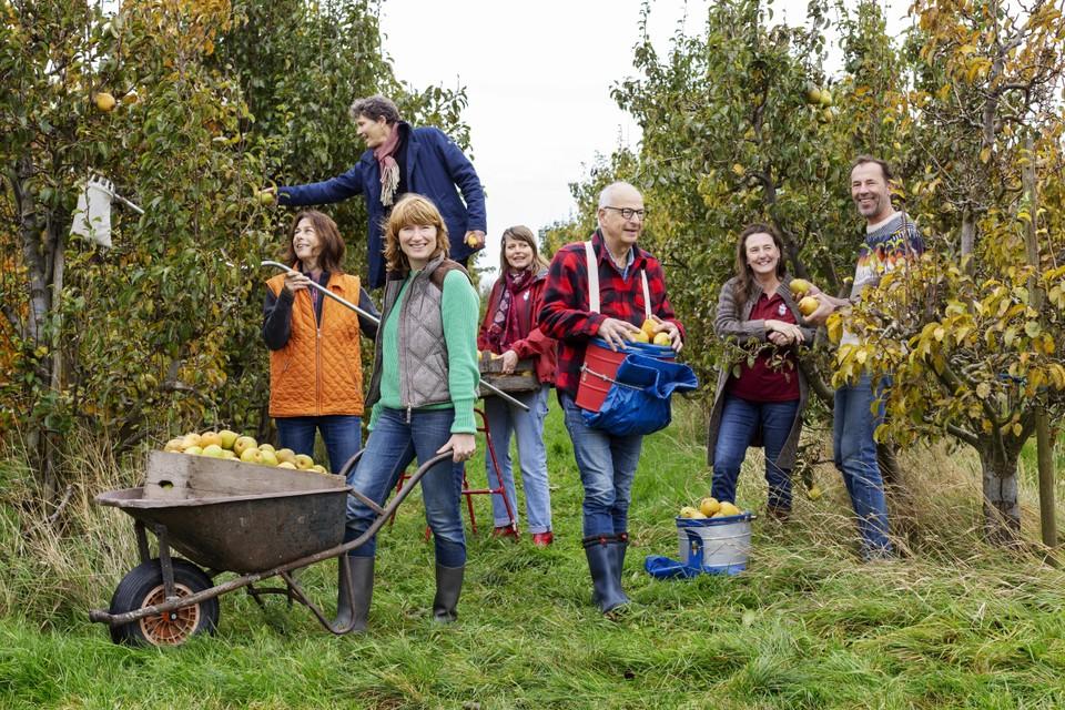 Herenboeren West-Friesland wil op duurzame wijze groenten en fruit verbouwen.