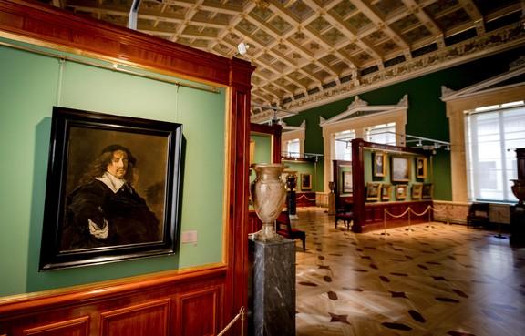 Man moet 8 ton betalen voor gestolen schilderij uit Frans Hals Museum Haarlem