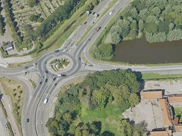 Aanpassing rotondes in Hoorn later klaar