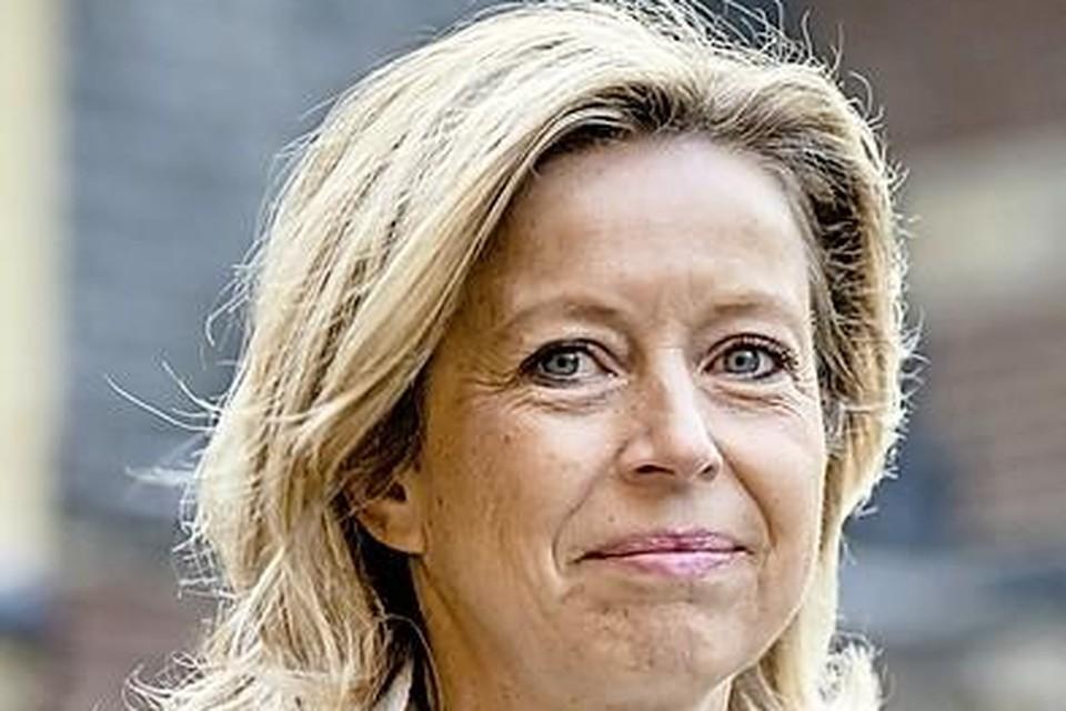 Minister Kajsa Ollongren van Binnenlandse Zaken en Koninkrijksrelaties.