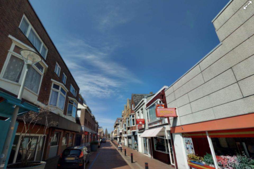 Koningsstraat Den Helder.