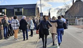 Straatfeest in kermisweekend De Goorn, met honderden jongeren. 'Bloed kruipt waar het niet gaan kan'