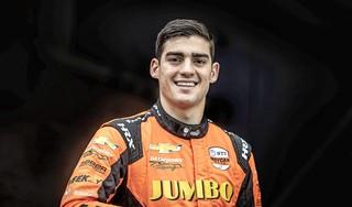 Coureur Rinus van Kalmthout tweede in knotsgekke Detroit Grand Prix