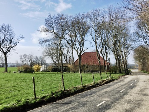 Hospice in Westerland in de voormalige boerderij van de familie Mostert