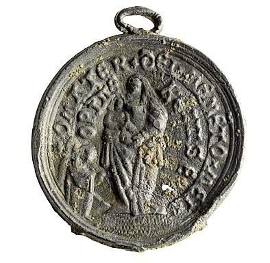 Dolblij met de pelgrim van de Keins die ooit Maria kwijtraakte in Schagen