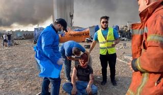 Zeker 30 doden en 3000 gewonden na verwoestende explosie Beiroet