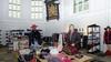 'Het voelt als een stukje uitstel van executie'; KledingPUNT Zeevang Oosthuizen mag nog iets langer in de Grote Kerk blijven