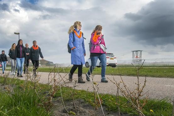 Wandeltocht Halve van Den Helder uitverkocht: na uur is al helft van de tickets weg