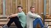 Broers Danny (28) en Mike (30) Adrichem weer samen op het veld bij FC Uitgeest: 'Ik vond het wel lekker om vier maanden niks te doen'