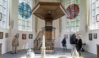 Vijfde editie Schermer Kunstroute op 21 en 22 augustus verbreekt records: 71 exposanten op 24 locaties