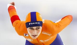 Andijkse Irene Schouten wint zilver bij EK allround