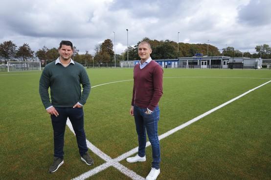 Beverwijkse voetbalvereniging Jong Hercules ook echt een jonge club: het 'lelijk eendje' van sportpark Adrichem zit weer in de lift