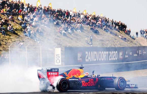 Velsen is meer dan een parkeerterrein voor de Dutch Grand Prix maar wil ook een graantje meepikken