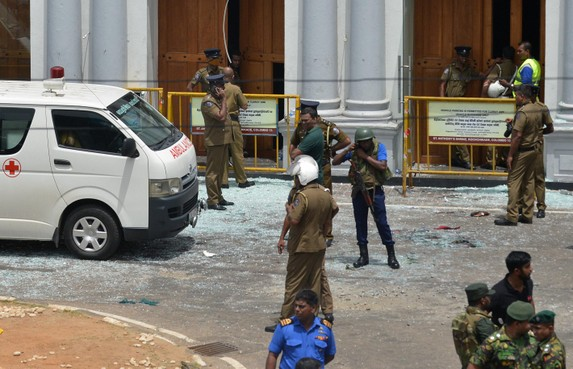 In Sri Lanka geboren IJmuidenaar na ontploffingen: 'Het land was net uitgeroepen tot beste bestemming'