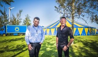 Alex Sijm verkoopt zijn Wintercircus aan de Duursma Events Groep. 'Het circus wordt groter en we willen het publiek van verder halen'